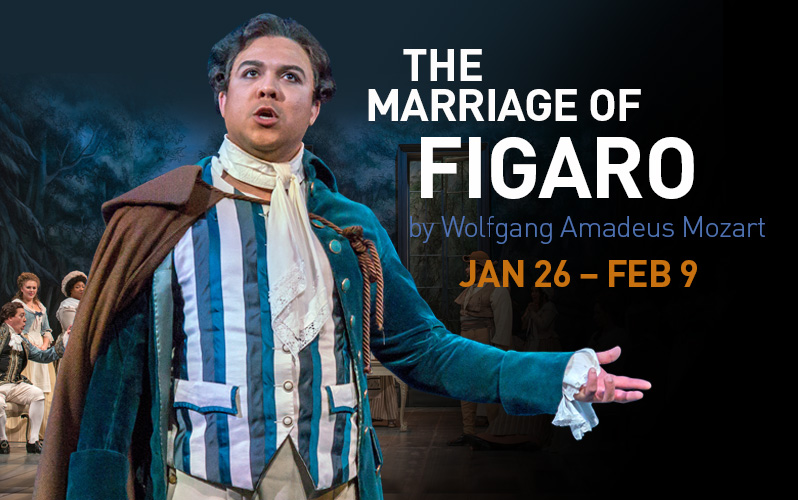 Marriage Of Figaro Slider
