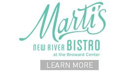 Marti's Bistro Button