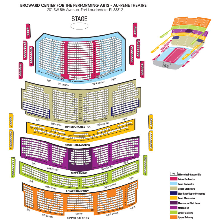 Bcpa seating chart florida grand opera